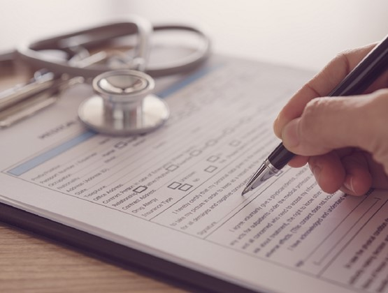 Privacy of patient data